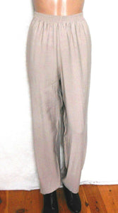 Jillian  by Ross Christie, beige pants, wide leg, sz. 16, ***NWT