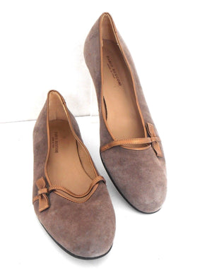 Fabio Rusconi super soft and luxe leather flat shoes, sz.8,5/39,5 Made in Italy, exc. cnd.
