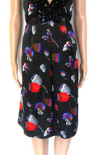 Load image into Gallery viewer, Katherine dress, with beaded butterfly at the bust, sz. 14 - as new