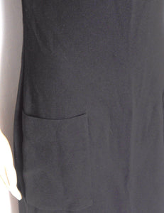 David Lawrence  LB dress with pleated sleeves, sz. 6, as new, all seasons wear