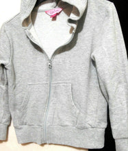 Load image into Gallery viewer, Pink Sugar grey hoodie for girls, sz.10 + Urban black tee sz. 10