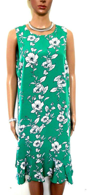 Diane Von Furstenberg dress, fresh, breezy and loose styling, sz. 12/2, exc. cnd.