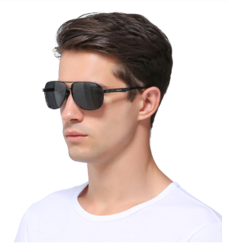 2019 BEST GIFT ~ KINGSEVEN Men Oculos Aluminum Polarized Sunglasses