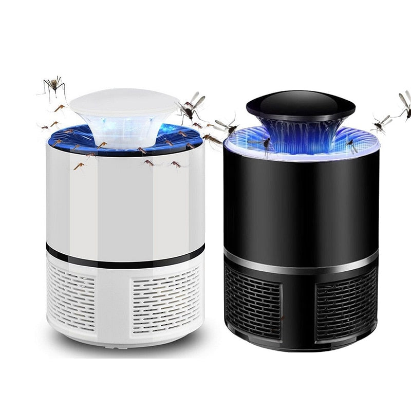 USB Electric Mosquito Killer Lamp Lights Pest Repeller