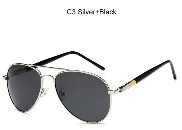 2019 NEW DESIGN Classic Fashion Pilot Polarized Sunglasses