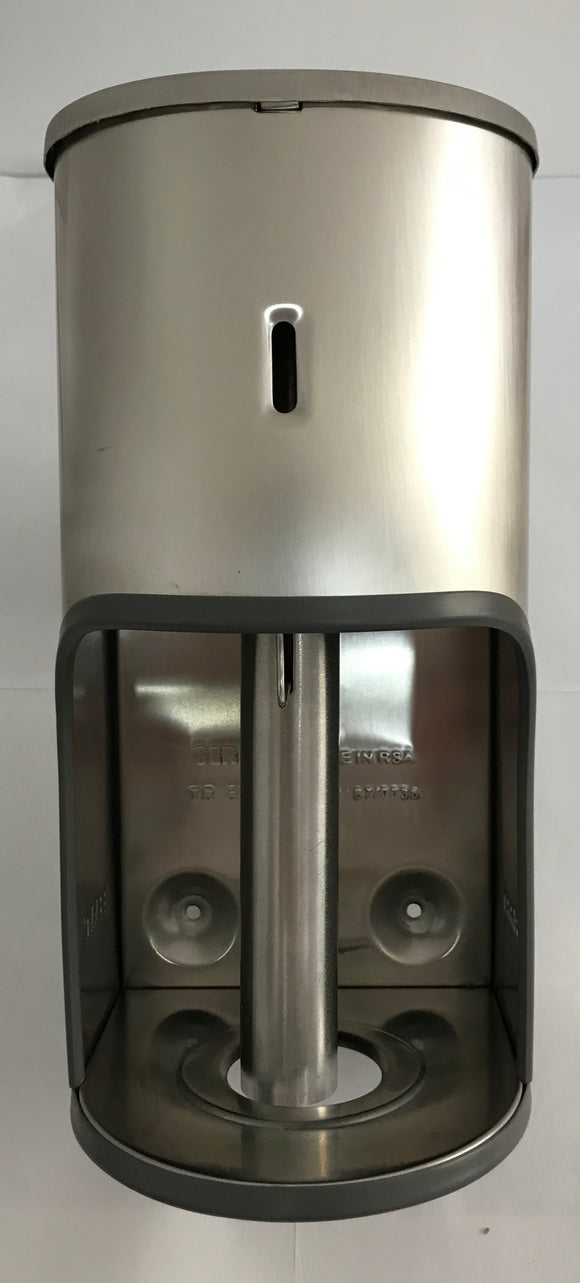 TR2 TOILET ROLL HOLDER STAINLESS STEEL