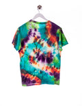 Batik / Tie Dye T-Shirt Orange