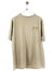 Fairway to Heaven - Never a bad day Print T-Shirt Gruen/Beige