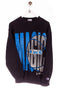 MAGIC Print T-Shirt Schwarz