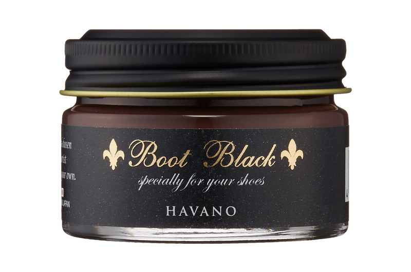 Boot Black 'Black Label' Shoe Cream - Havano - The Shoe Snob