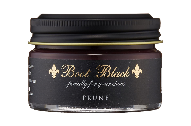 Boot Black 'Black Label' Shoe Cream - Prune - The Shoe Snob