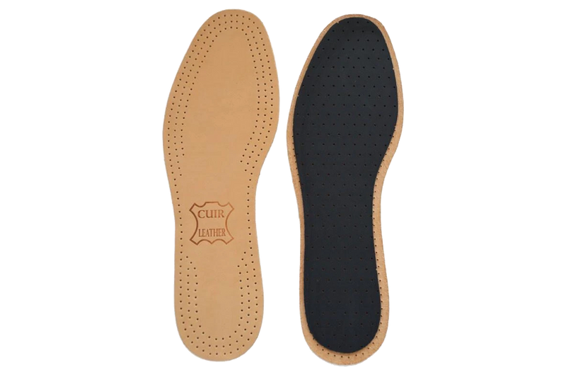 Saphir Vegetable Tanned Leather Insoles