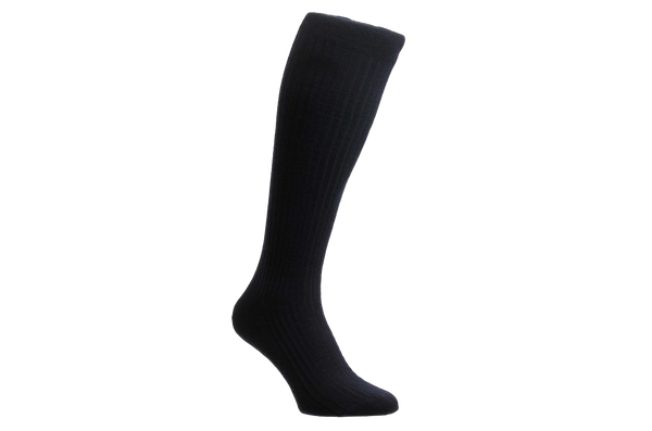 Kangley 100% Merino Wool - Men's Navy Socks