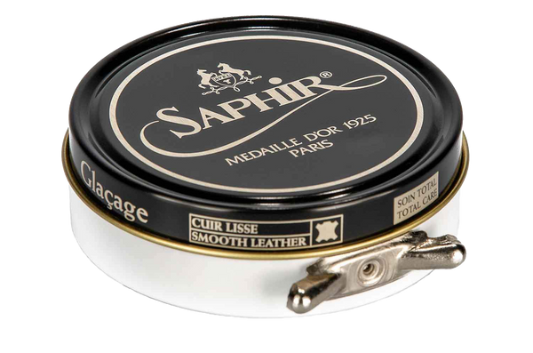 Saphir Medaille D'or Pate-De-Luxe Beeswax Shoe Polish - 100ml