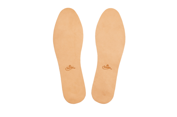 Saphir Medaille D'or Natural Leather Insoles