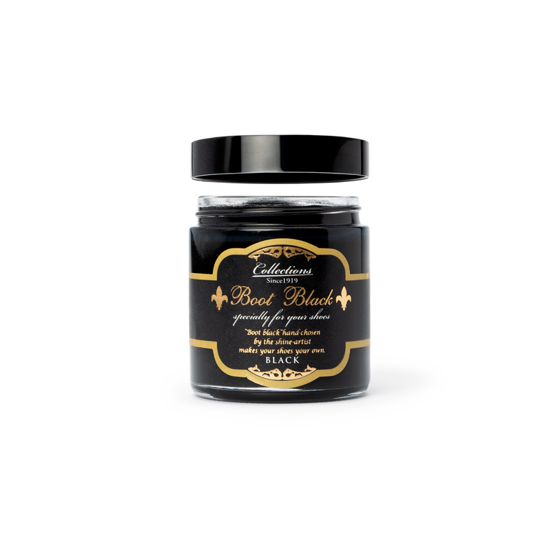 Boot Black Collections Shoe Cream 85g - Black