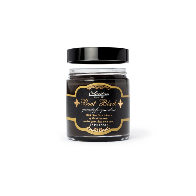Boot Black Collections Shoe Cream 85g - Espresso - The Shoe Snob