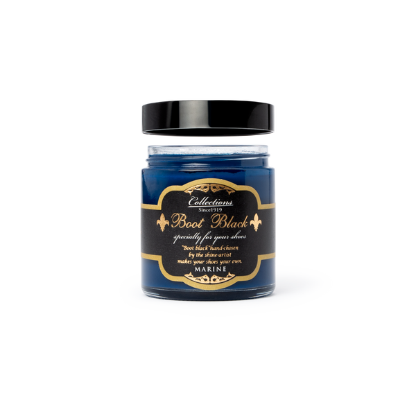 Boot Black Collections Shoe Cream 85g - Marine - The Shoe Snob