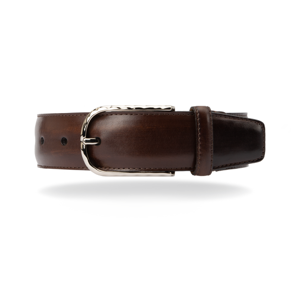 Leather Belt - Brown Calf
