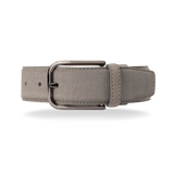 Suede Belt - Smoke Suede