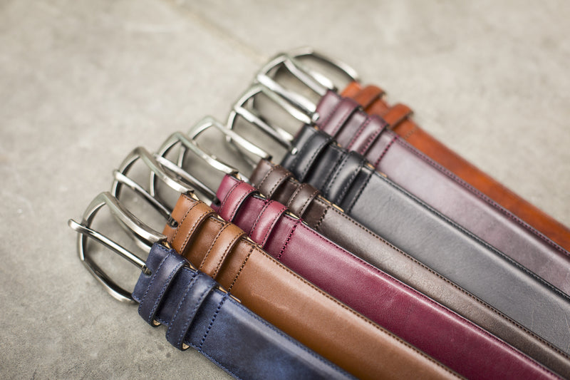 Calf Leather Belts collections For Men