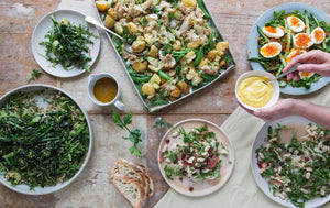 Big Salads: The Ultimate Fresh, Satisfying Meal on One Plate