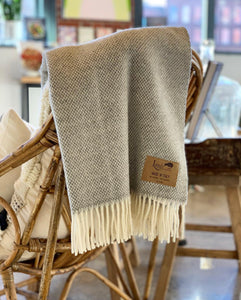 Juno Cashmere Throw