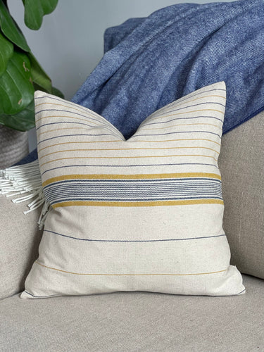 Panna Blue Pillow