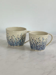 Blue Sprout Mug