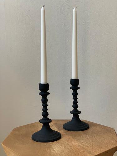 Turned Candlestick
