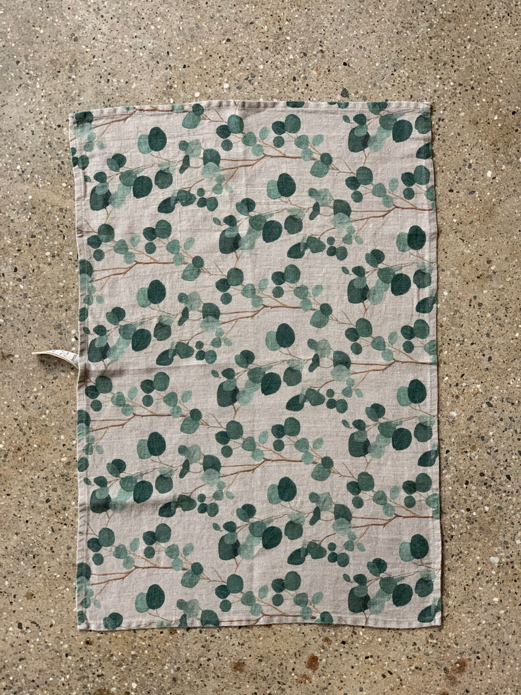 Eucalyptus Tea Towel