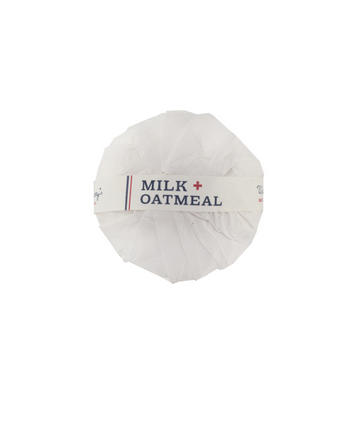 Milk & Oatmeal Bath Bomb