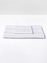 Load image into Gallery viewer, Bright Shirt Stripe Towel