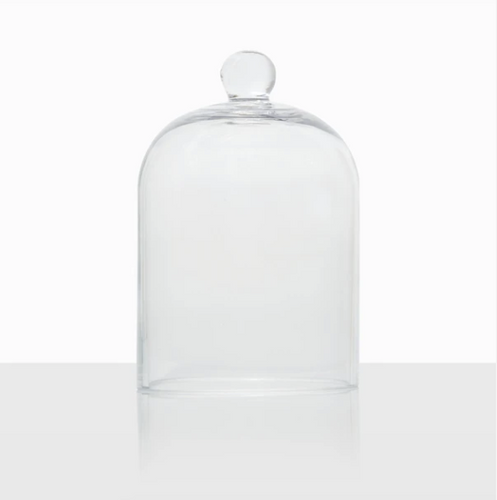 Glass Candle Cloche