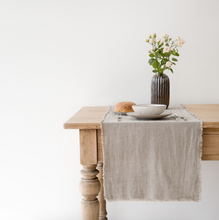 Load image into Gallery viewer, Fringe Edge Table Runner