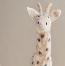 Load image into Gallery viewer, Hand Felted Giraffe