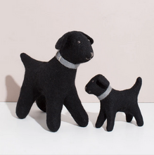 Load image into Gallery viewer, Hand Felted Black Lab