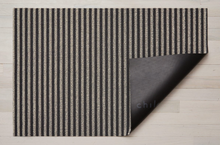 Load image into Gallery viewer, Breton Stripe Shag Mat, Gravel