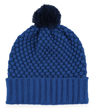 Load image into Gallery viewer, Quilted Bobble Hat