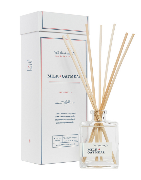 Milk & Oatmeal Diffuser Kit