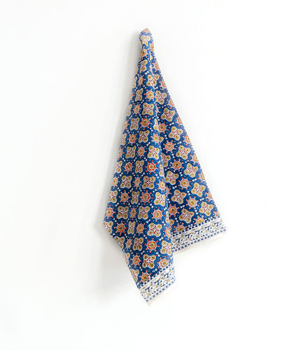 Antara Blue Tea Towel