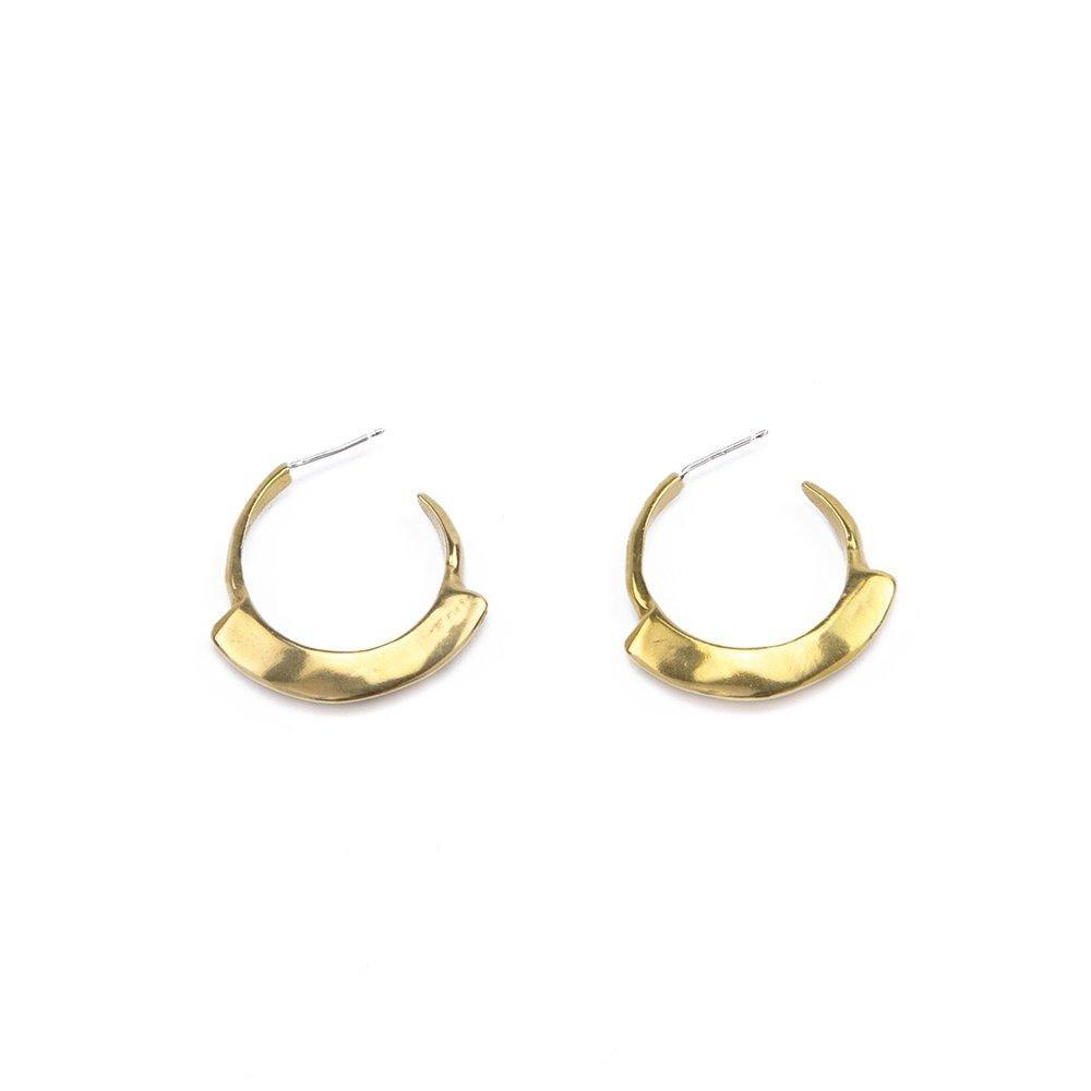 Hydra Hoop Earrings