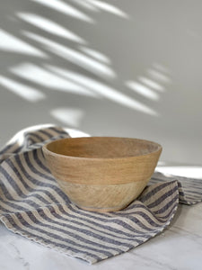 Mango Wood Bowl, Medium
