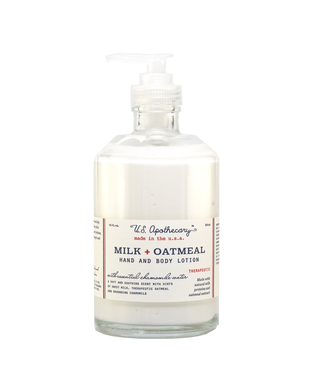 Milk & Oatmeal Lotion