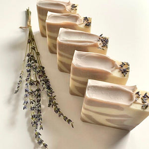 Lavender & Clay Soap