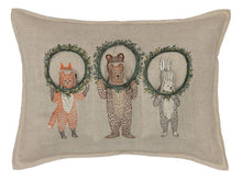 Load image into Gallery viewer, Wreath Trio Pocket Pillow