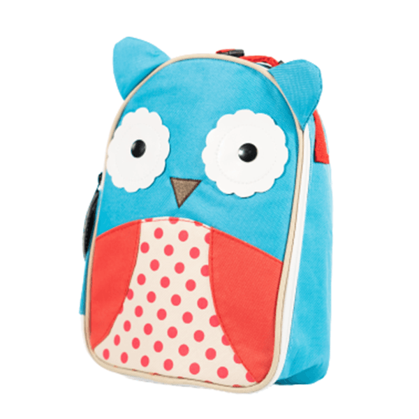 Kids Scooter Backpack Blue