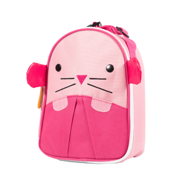 Kids Scooter Backpack Pink