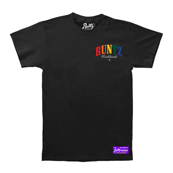 RUNTZ WORLDWIDE TEE