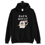 "Cap'n Mikey - ""Mikey Draws"" : Comfy Unisex Hoodie"